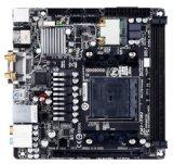 GIGABYTE マザーボード AMD A88X FM2/FM2+ Mini-ITX GA-F2A88XN-WIFI