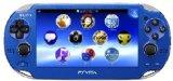 PlayStationVita 3G/Wi-Fiモデル サファイア・ブルー 限定版 (PCH-1100 AB04)