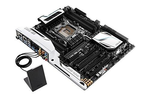 ASUS エイスース マザーボード ATX Intel X99 LGA2011-3 DDR4メモリ対応 X99-DELUXE