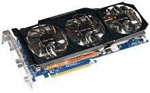 GIGABYTE グラフィックボード nVIDIA GeForce GTX580 1536MB OCモデル PCI-E  DVI Mini-HDMI 2スロット占有 WINDFORCE3X GV-N580UD-15I