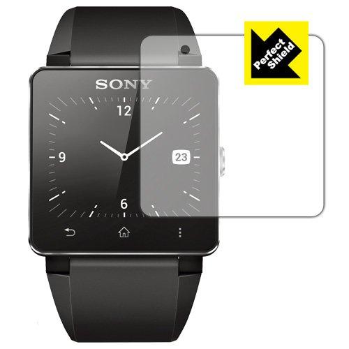 反射低減タイプ 液晶保護シート 『Perfect Shield Sony SmartWatch 2 SW2』(液晶保護フィルム)