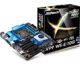 ASRock X99 WS-E/10G マザーボード Intel 10GNic採用 MB2368 X99 WS-E/10G