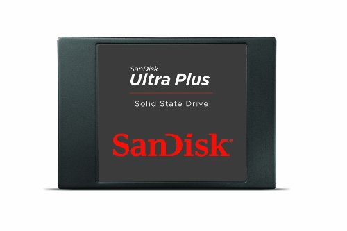 【Amazon.co.jp限定】SanDisk SSD UltraPlus 256GB 2.5インチ [国内正規品]メーカー3年保証付 SDSSDHP-256G-G25AZ