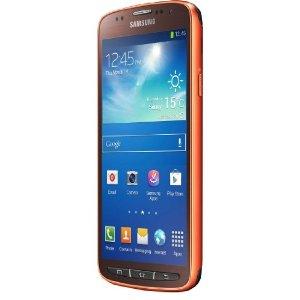 Samsung Galaxy S4 active 4G版 I9295 並行輸入品 グローバル版 SIMフリー 16GB Orange Flare