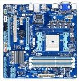 GIGABYTE マザーボード AMD A85 FM2 microATX GA-F2A85XM-D3H