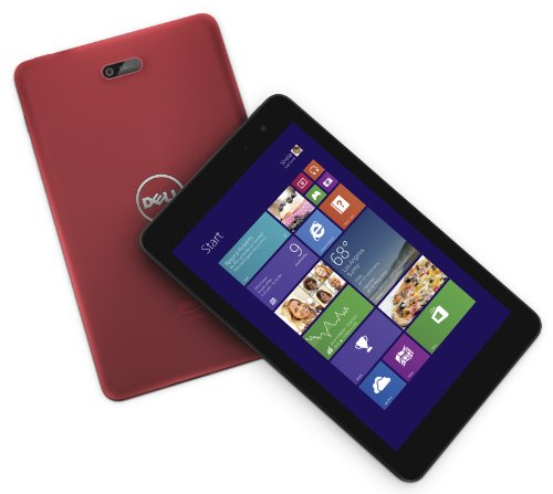 Dell Venue 8 Pro 64G WiFi Office Personalモデル レッド(Atom Z3740D/2GB/64GB/8インチWXGA/Office Personal 2013/Windows8.1 32Bit) Venue 8 Pro 13Q44