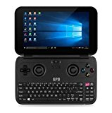(VANGOOD)ポケットサイズWindows10ゲーミングPC GPD WIN 64GB Intel Atom X7-8700 Quad Core 5.5 Inch Windows10 GamePad Tablet