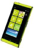 保証付★外観良好 au Windows Phone IS12T 白ロム携帯