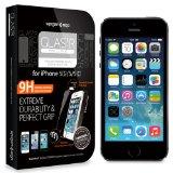 【国内正規品】SPIGEN SGP iPhone5/5S/5C シュタインハイル GLAS.t R スリム リアル スクリーン プロテクター(背面保護フィルム同梱)【SGP10111】