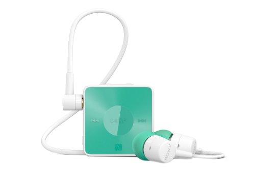 Sony Bluetooth ヘッドセット SBH20 (ターコイズ)