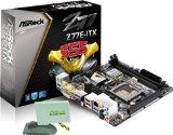 ASRock マザーボード Z77 Mini-ITX USB3.0 SATA3 Z77E-ITX