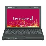 パナソニック ノートパソコン Let's note J10シリーズ CF-J10PYAHR [PC]