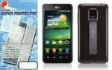 Super Protector (クリスタルクリア) LG Optimus 2X (LG-P990)