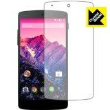 光沢タイプ 液晶保護シート 『Crystal Shield Google Nexus 5』(液晶保護フィルム)