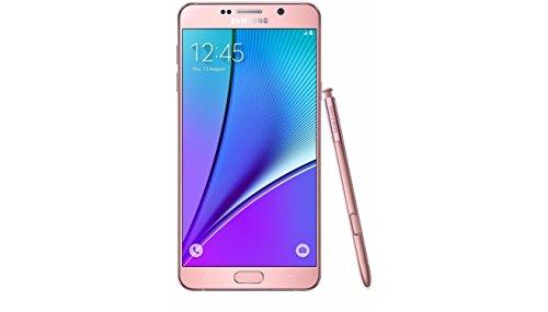 SIMフリー Samsung Galaxy Note5 Dual 32GB 香港版 SM-N9200 (ピンク) [並行輸入品]
