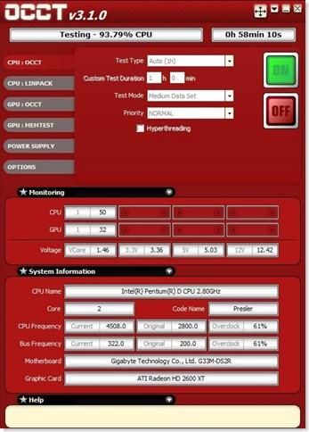 PentiumD_915_4.5GHz Vcore_1.565V