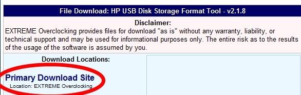 DOSブート可能なUSBメモリを作る手順 - ぼくんち …