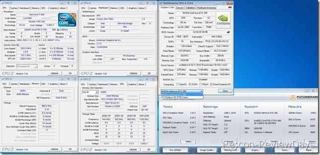 Corei7_860_2.8GHz_Hydra_Xmode_GTS250_5770_3dmark06