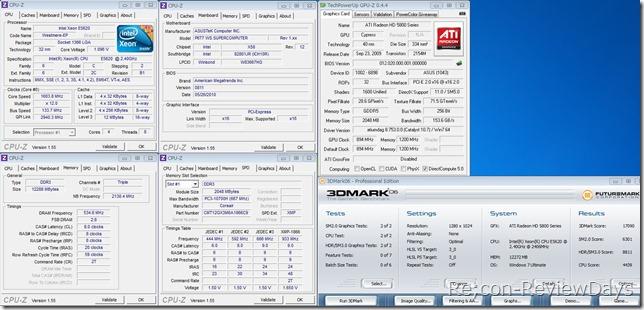 XeonE5620_2.4GHz_3dmark06_score