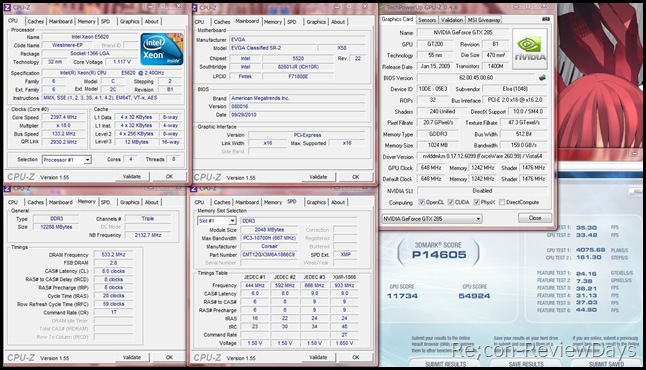 XeonE5620_2.4GHz_GTX285_vantage_perfomance