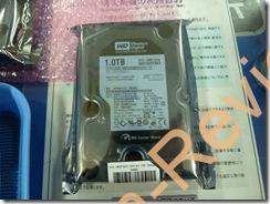 SATA 3.0に対応する1TBのHDDがWesternDigitalより発売!