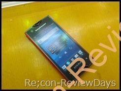 Sony Ericsson Xperia ray (SO-03C)を購入しました
