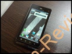Motorola Droid 3 (XT862) 着弾! #motorola #droid3 #verizon