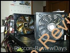 新Main PC構築のため電源を交換
