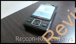 SONY Walkman NW-S766のキーが使いづらい