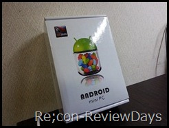 iMito MX1 Android Stickを購入