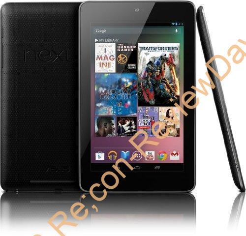 ASUS Nexus7 16GB 適当なレビュー