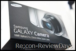 Galaxy Camera (EK-GC100) 着弾!