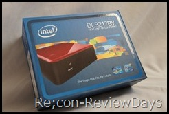 Intel NUC (DC3217BY)の撮影が終わりました