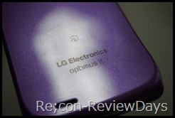 LG Optimus it (L-05D) 適当なレビュー