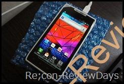 Motorola RAZR (IS12M)を購入