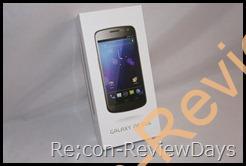 Samsung Galaxy Nexus SC-04D 適当なレビュー