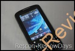 Motorola Droid Pro XT610 適当なレビュー