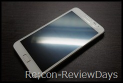 Samsung Galaxy Note (SC-05D)を購入