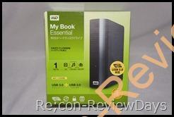WesternDigital製の外付けHDD「WDBACW0010HBK」を購入