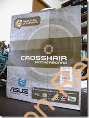 ASUS Crosshair 適当なフォトレビュー