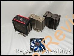 CPUクーラー冷却度比較 Frio 冷却魂/Ultra-120 eXtreme/Mega Shadow