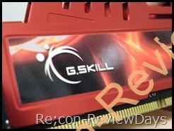 G. SKILL F3-12800CL9D-8GBXL 適当なレビュー