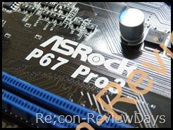 ASRock P67 Pro3 適当なレビュー
