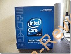 Core i7 920 D0着弾!