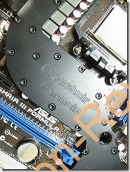 ASUS Crosshair III Formula フォトレビュー