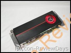 AFOX Radeon HD 5870 2GB Eyefinity6 AF5870-A2048HD1 適当なレビュー