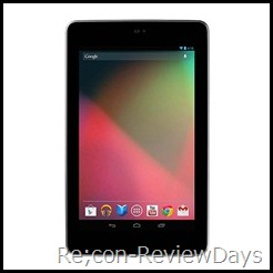 ASUS Nexus 7のSIMフリー3G対応モデル「Nexus7-32T」を2月9日より発売開始
