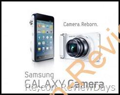 Galaxy Camera (EK-GC100) スペック一覧