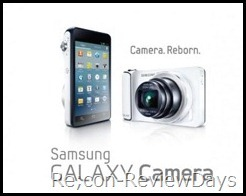 Samsung Galaxy Camera (EK-GC100)を購入