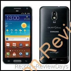 Galaxy S II WiMAX ISW11SC スペック一覧